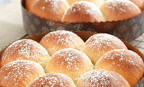 Big Batch Quick Dinner Rolls Recipe | Just A Pinch Recipes – Recipes Using Dinner Rolls