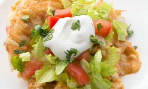Bisquick Chicken Enchilada Bake – Bisquick Recipes Chicken