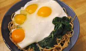 Bittman's Spaghetti With Fried Eggs – Healthy Recipes Eggs