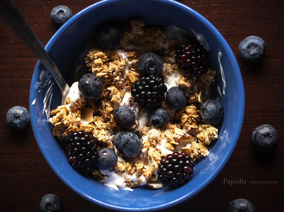 Black And Blue Berries - Recipes Blue Food