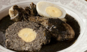 Black Relleno – A Christmas Recipe From Belize | Island ..
