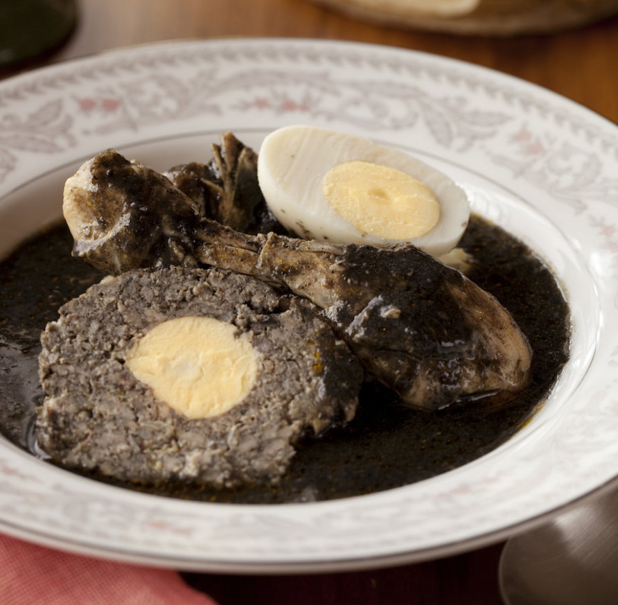 Black Relleno - A Christmas Recipe from Belize | Island ..