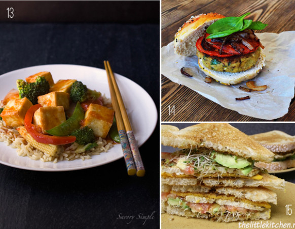 Bloggers Share Their Favorite Vegetarian Recipes - recipes vegetarian favorite