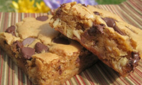 Blondies Recipe – Genius Kitchen – Recipes With Bacon For Dinner