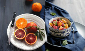 Blood Orange & Salsa Diptych 1 – Recipes For A Healthy Heart