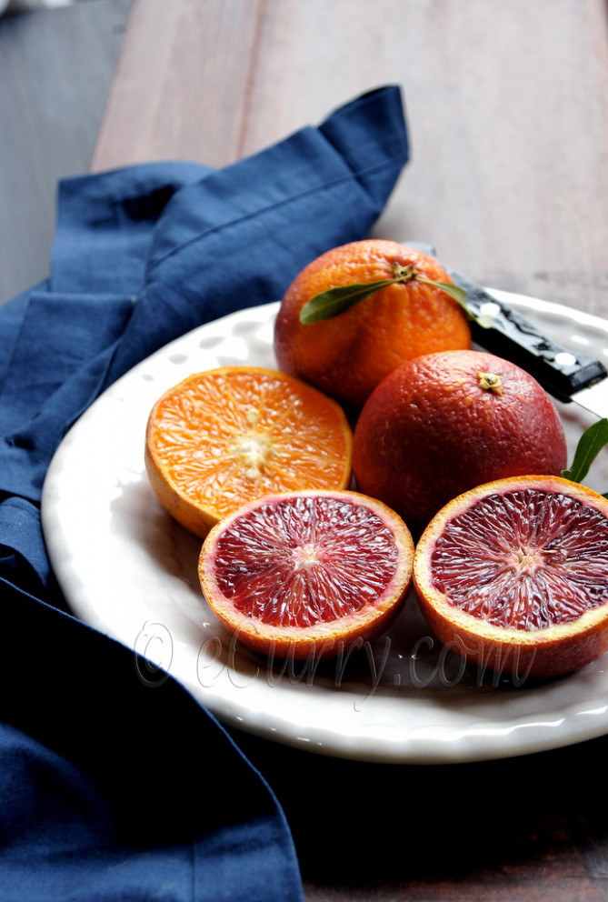 blood oranges for salsa 2 - healthy recipes heart