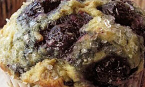Blueberry Flax Muffins – Recipes Blueberry Muffins Healthy