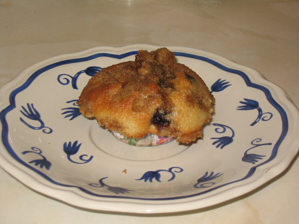 Blueberry Muffin - recipes blueberry muffins healthy