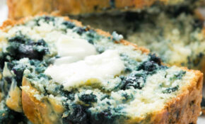 Blueberry Quick Bread – Food Recipes Quick Breads
