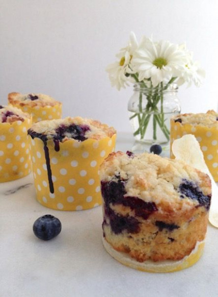 Blueberry Ricotta Muffins | Recipe | Bloggers' Best ..