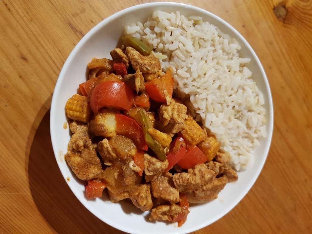 Bodybuilding Sweet And Sour Chicken | CleverBodybuilding