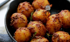Bombay Potatoes, Easy And Healthy Side Dish! This Is A ..