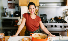 Bon Appetit's Carla Lalli Music Shares Her Week of DInners ...