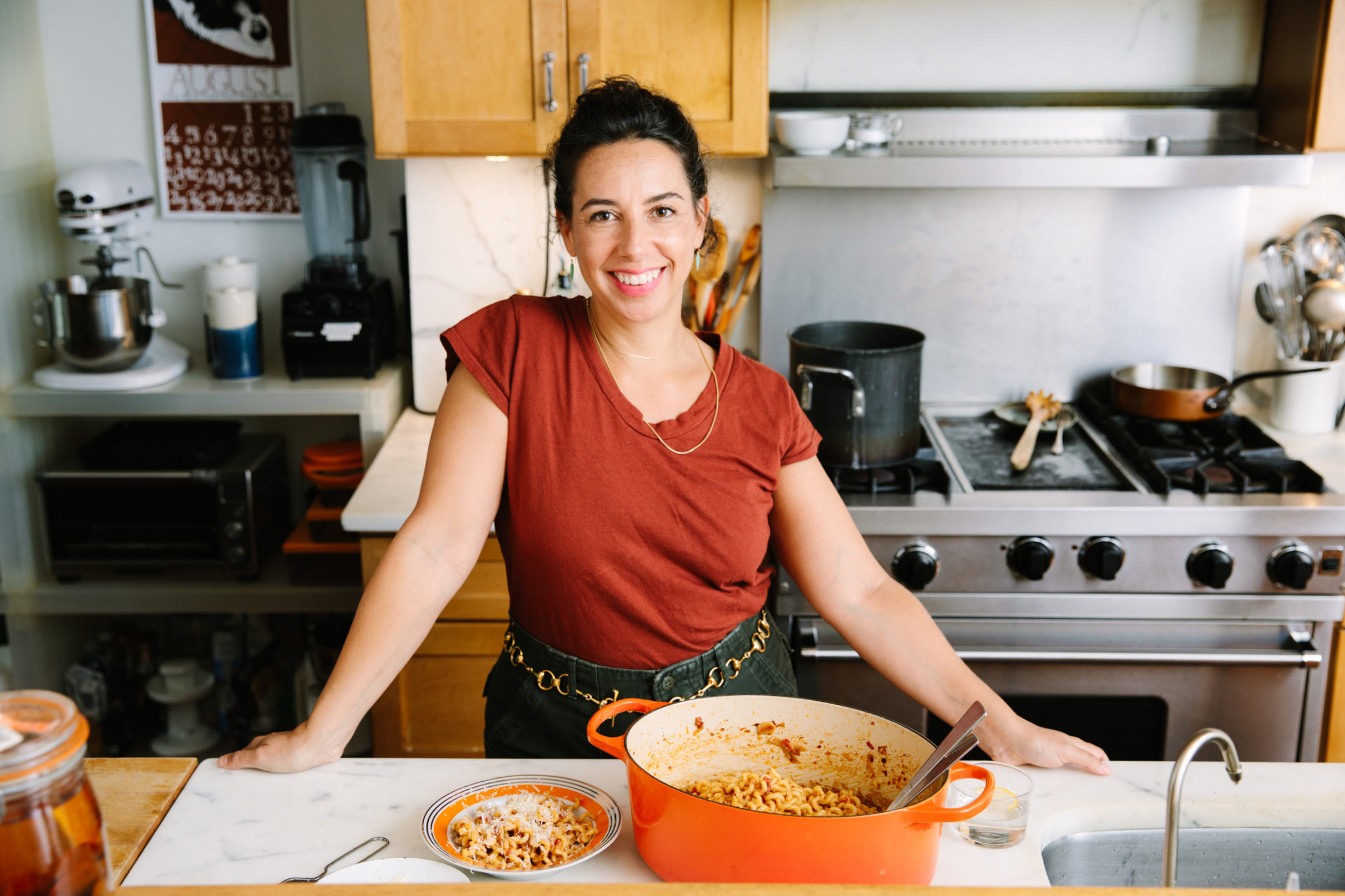 Bon Appetit's Carla Lalli Music Shares Her Week Of DInners ..