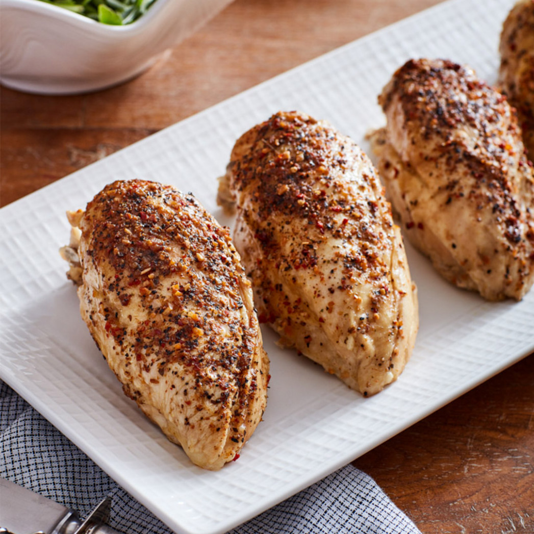 Bone-In Chicken Breasts - Instant Pot Recipes - recipes of chicken breast