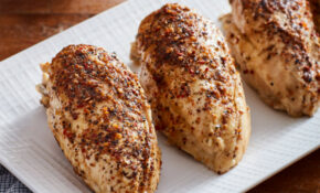 Bone-In Chicken Breasts - Instant Pot Recipes