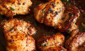 Boneless Skinless Chicken Thigh Recipe That Is A Long Time ..