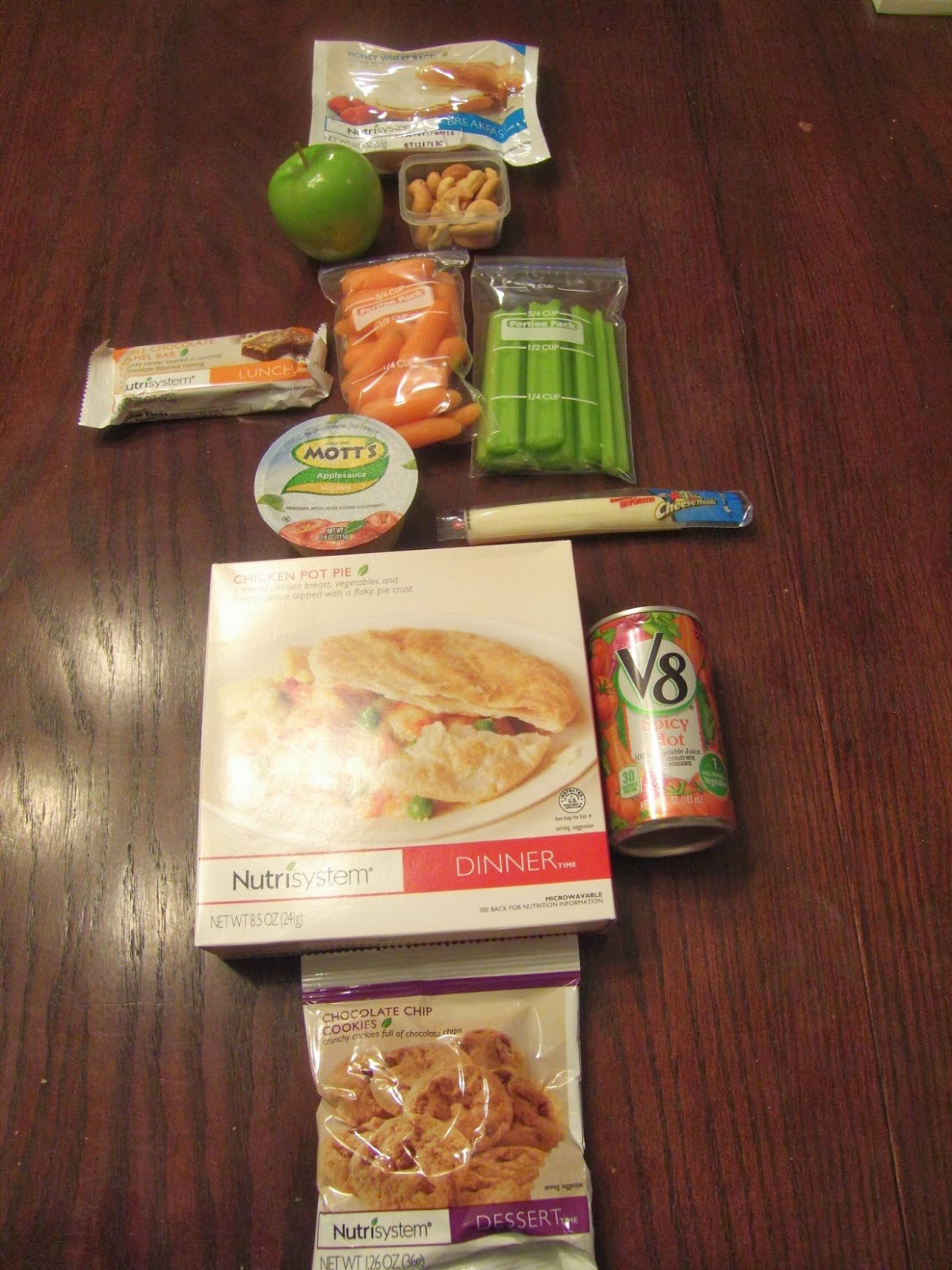 Book, Wine and Time: Nutrisystem 5 Day Weight Loss Kit - nutrisystem recipes dinner