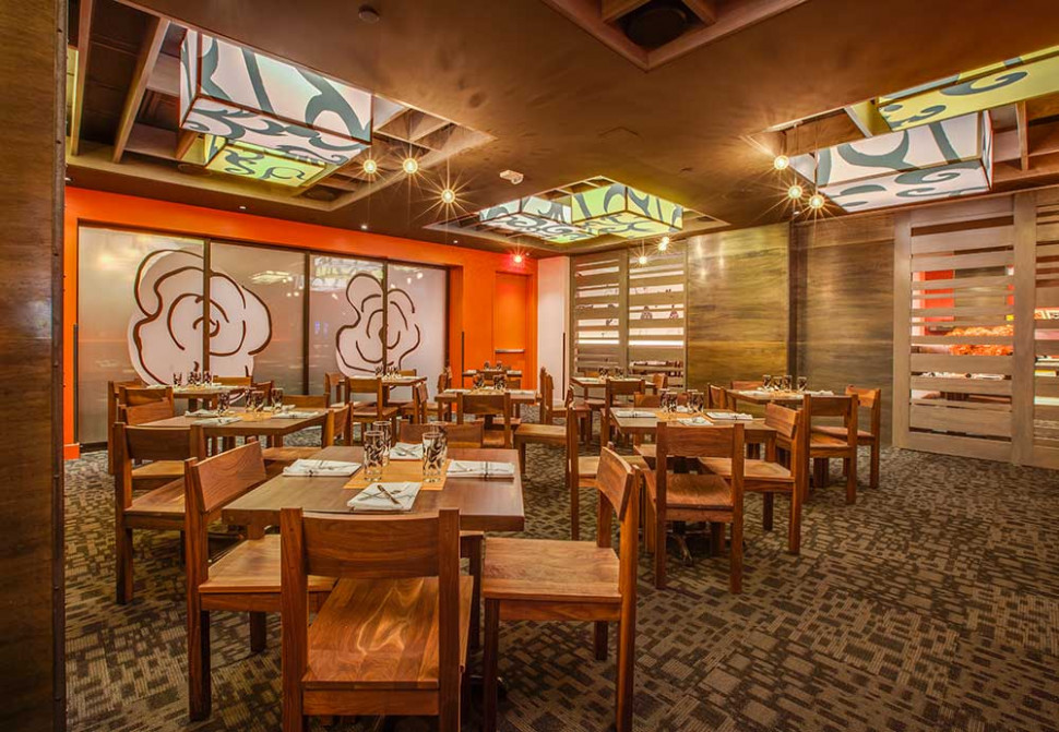 Border Grill Forum Shops Private Dining - recipes casual dinner party