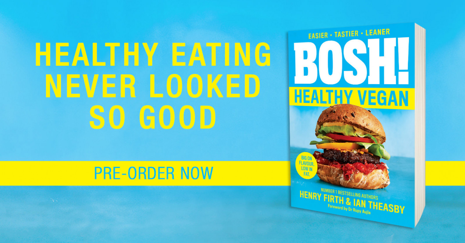 BOSH! NEW BOOK - HEALTHY VEGAN - BOSH! - healthy recipes south africa