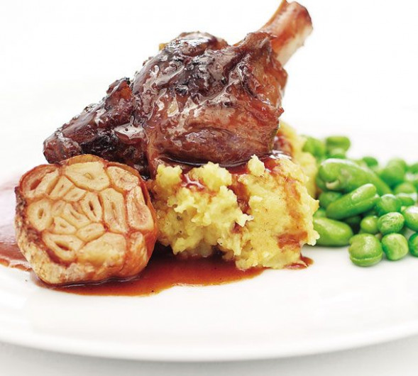 Braised Lamb Shanks - Quick and Easy Recipes, Organic Food ..