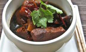 Braised Pig's Trotters In Sweet Vinegar 猪脚醋 – Authentic Chinese Food Recipes