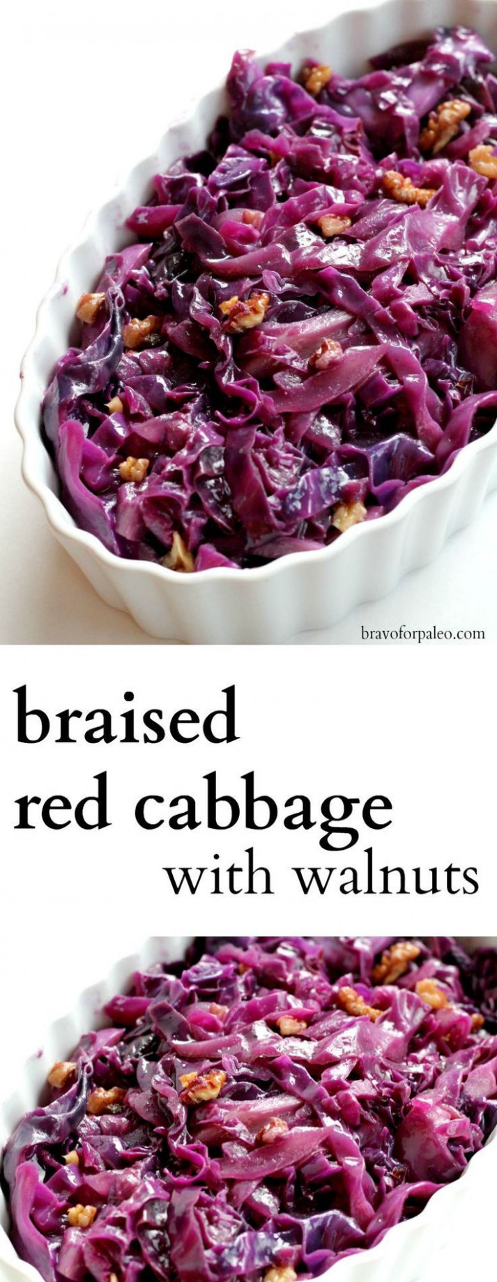 Braised Red Cabbage with Walnuts | Recipe | The Best Paleo ..
