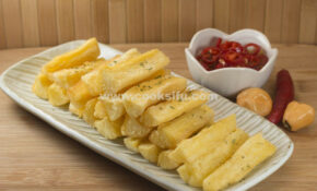 Brazilian Fried Cassava – Brazilian Food Recipes