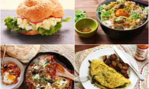 Breakfast All Day: 22 Egg Recipes That Make Great Dinners ...