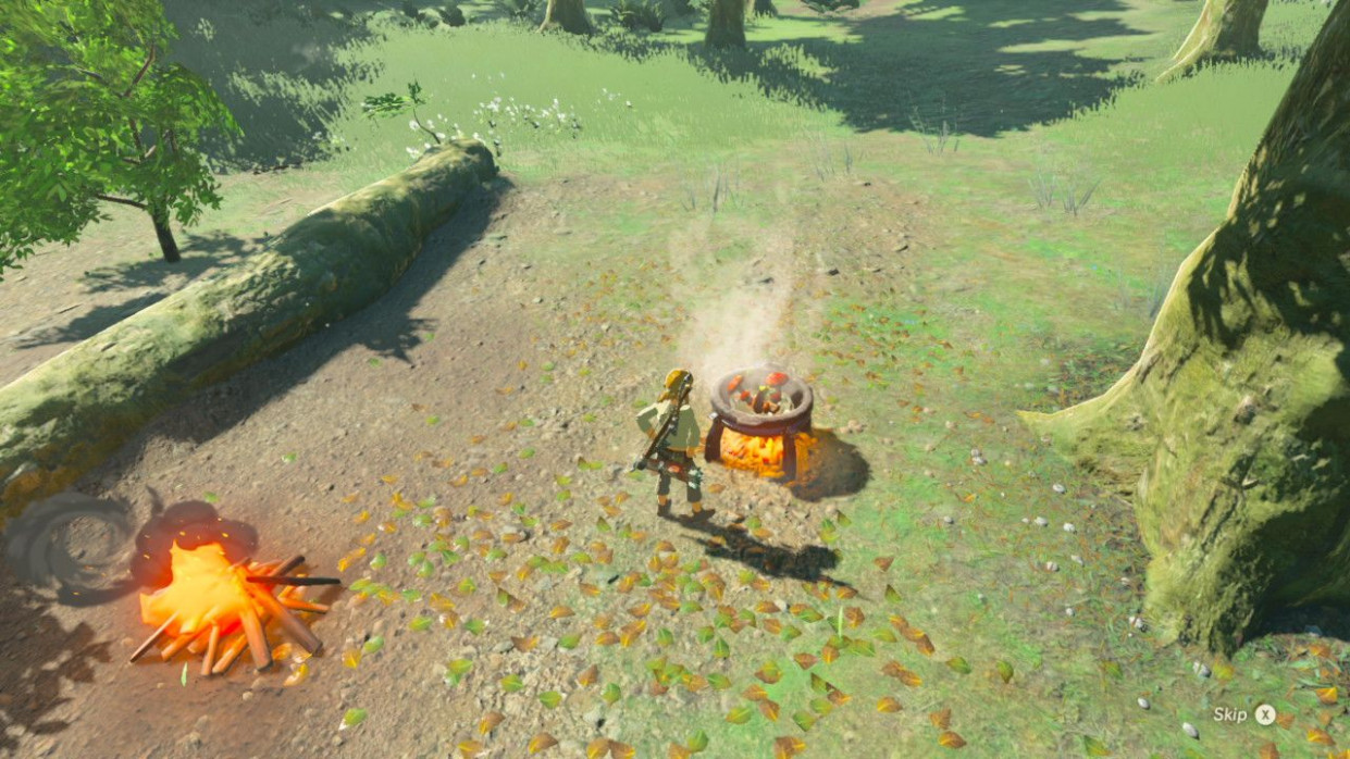 Breath of the Wild: 10 Recipes from the Land of Hyrule - food recipes zelda