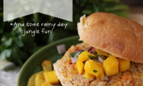 Bring The Outdoors In With A Jungle Book Movie Day {Recipe ..