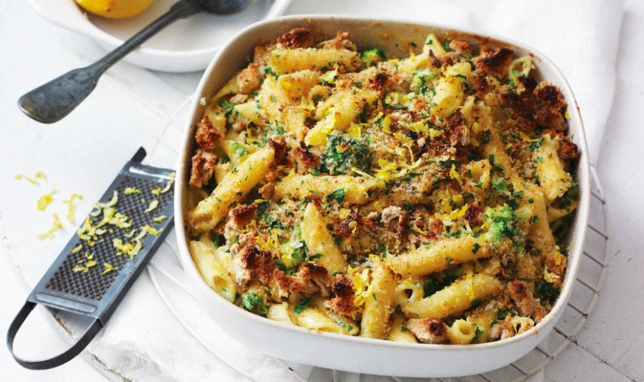 Broccoli And Cheese Penne Recipe - Food Republic - recipes vegetarian winter