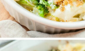 Broccoli Cauliflower Brussels Sprout Gratin | Recipe ..