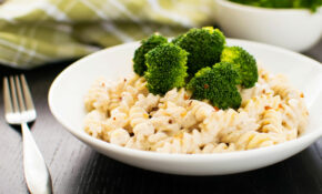 Broccoli Pasta Bowls With Walnut Cream Sauce – Jazzy Vegetarian Recipes