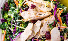 Broccoli Slaw With Chicken – Recipes Kale And Chicken