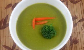 Broccoli Soup – Healthy Recipes Broccoli