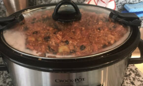 "Broseidon On Twitter: ""Making My First Meal In The Crockpot .."