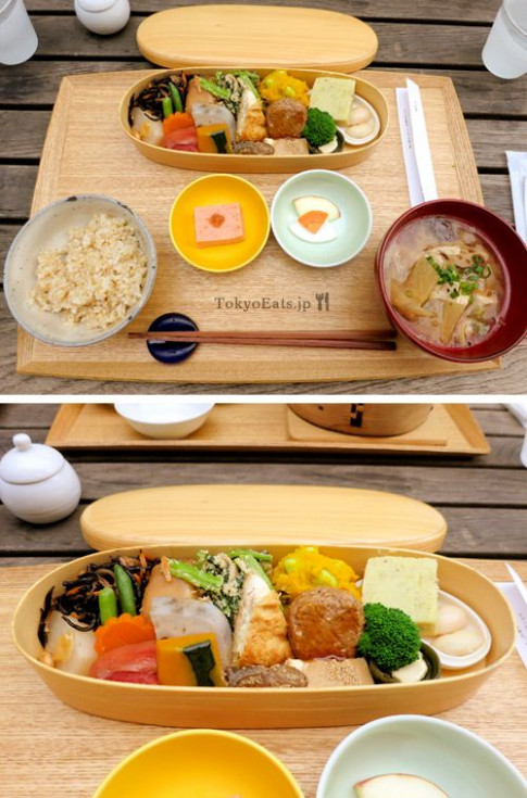 Brown Rice Cafe, Vegetarian Food! #tokyo #vegetarian ..