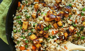 Brown Rice Recipe – Brown Rice With Veggies Recipe By ..