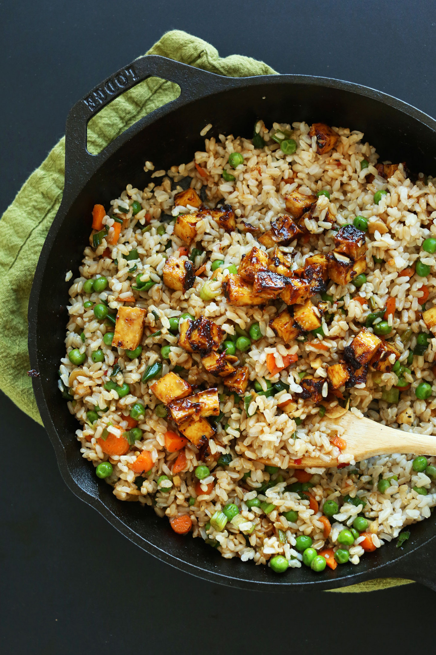 Brown Rice Recipe - Brown Rice With Veggies Recipe By ..