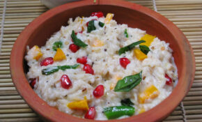 Brown Rice Recipes | Healthy Brown Rice Recipe – Curd Rice ..