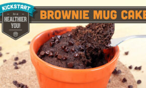 Brownie Mug Cake One Minute Microwave Healthy Recipe Gluten Free – Healthy Recipes Microwave