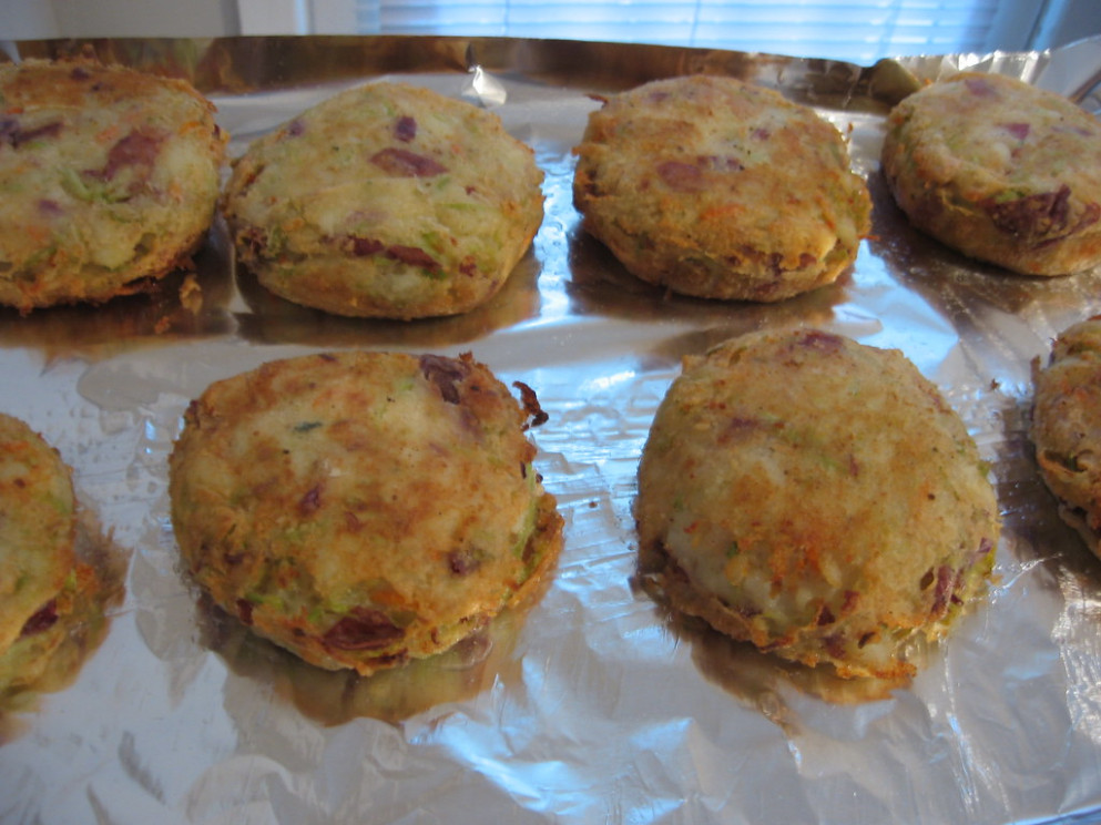 bubble and squeak from vegan yum yum - recipes with broccoli vegetarian