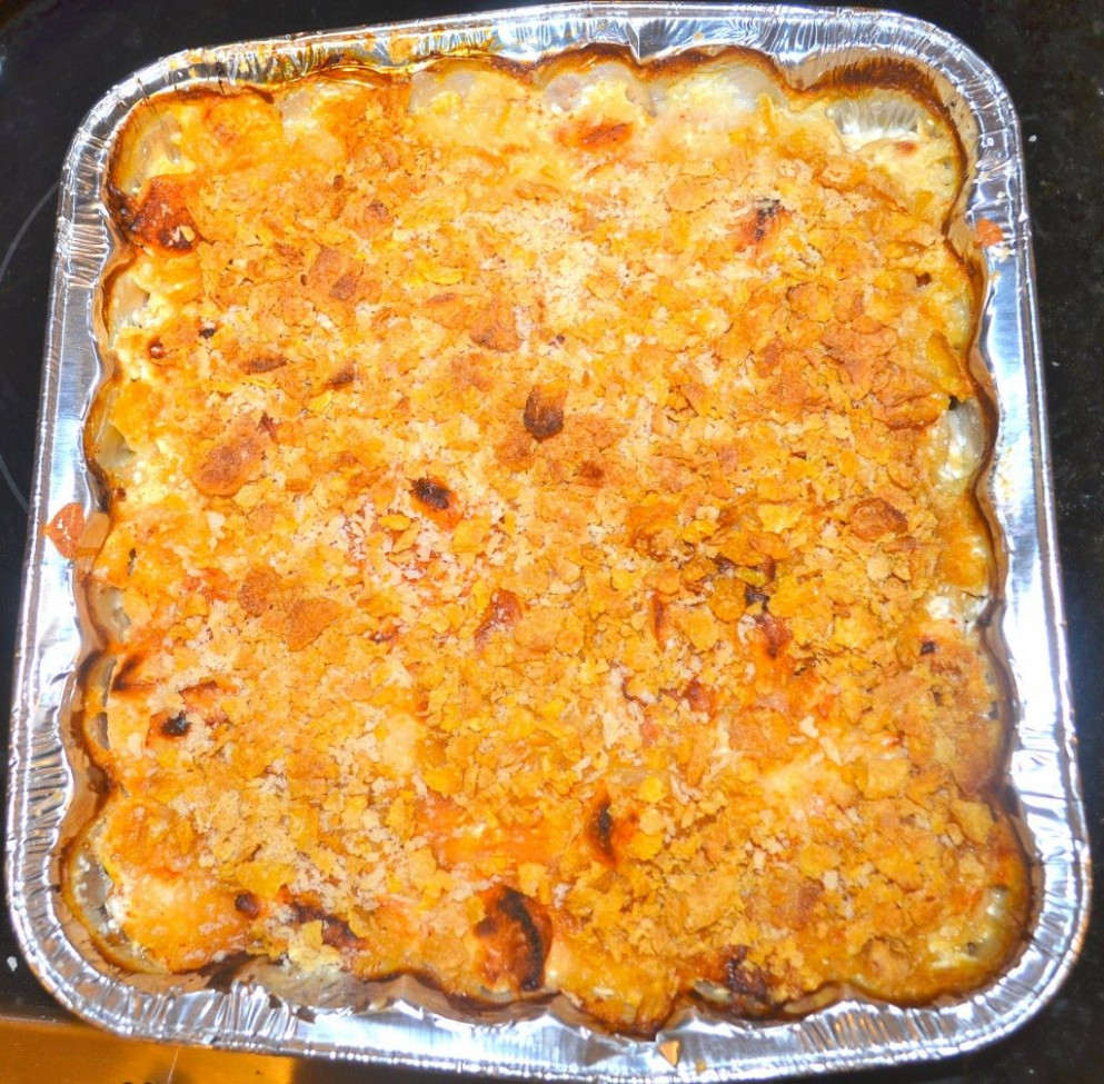 Buffalo Chicken protein Casserole. healthy, skinny, and ..