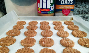 Buford's Easy Peanut Butter Dog Cookies – Recipes Dog Treats Healthy