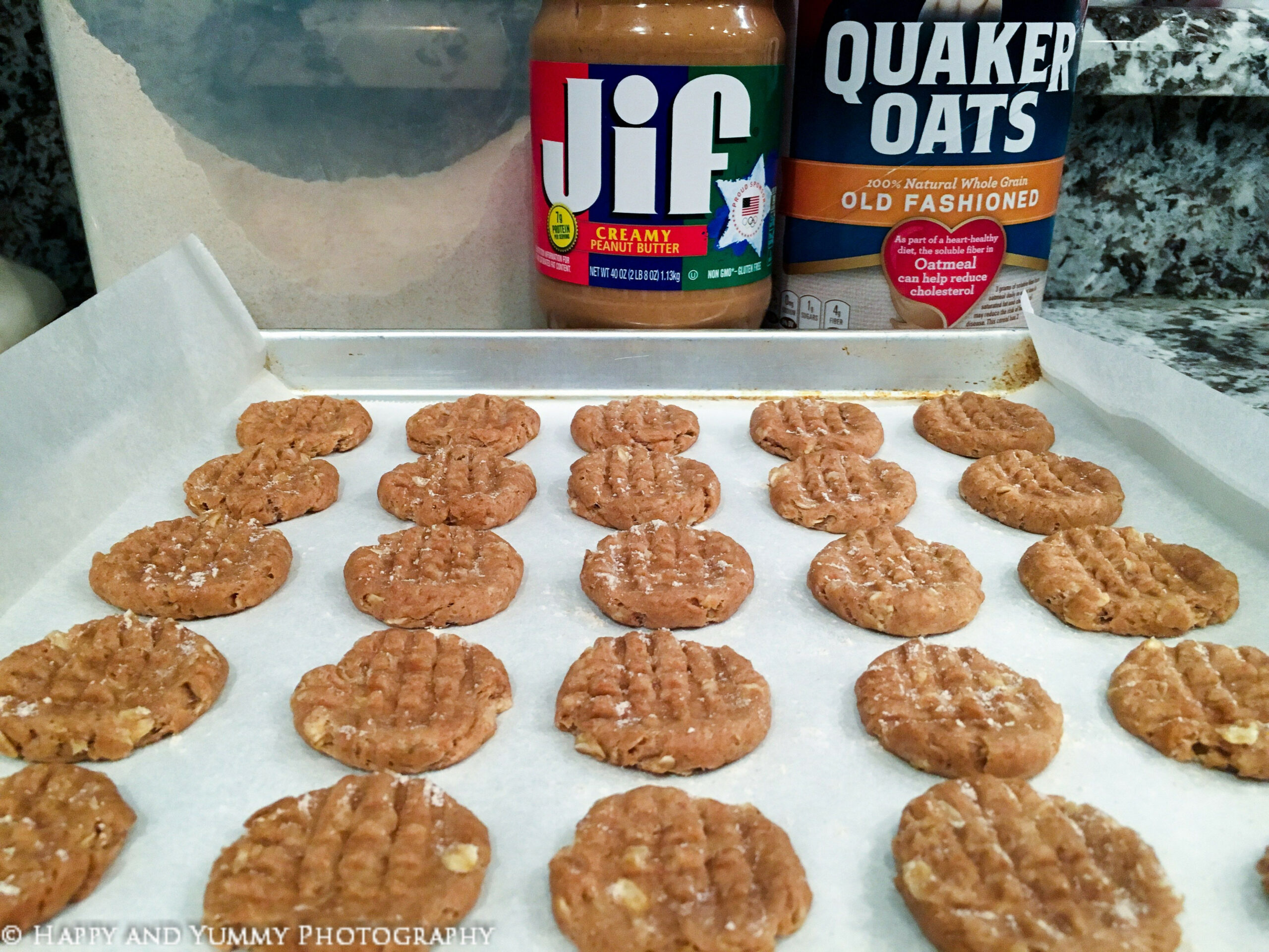 Buford's Easy Peanut Butter Dog Cookies - recipes dog treats healthy