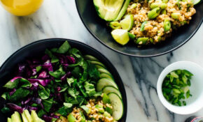 Build Your Own Buddha Bowl – Cookie And Kate – Recipes Bowl Food