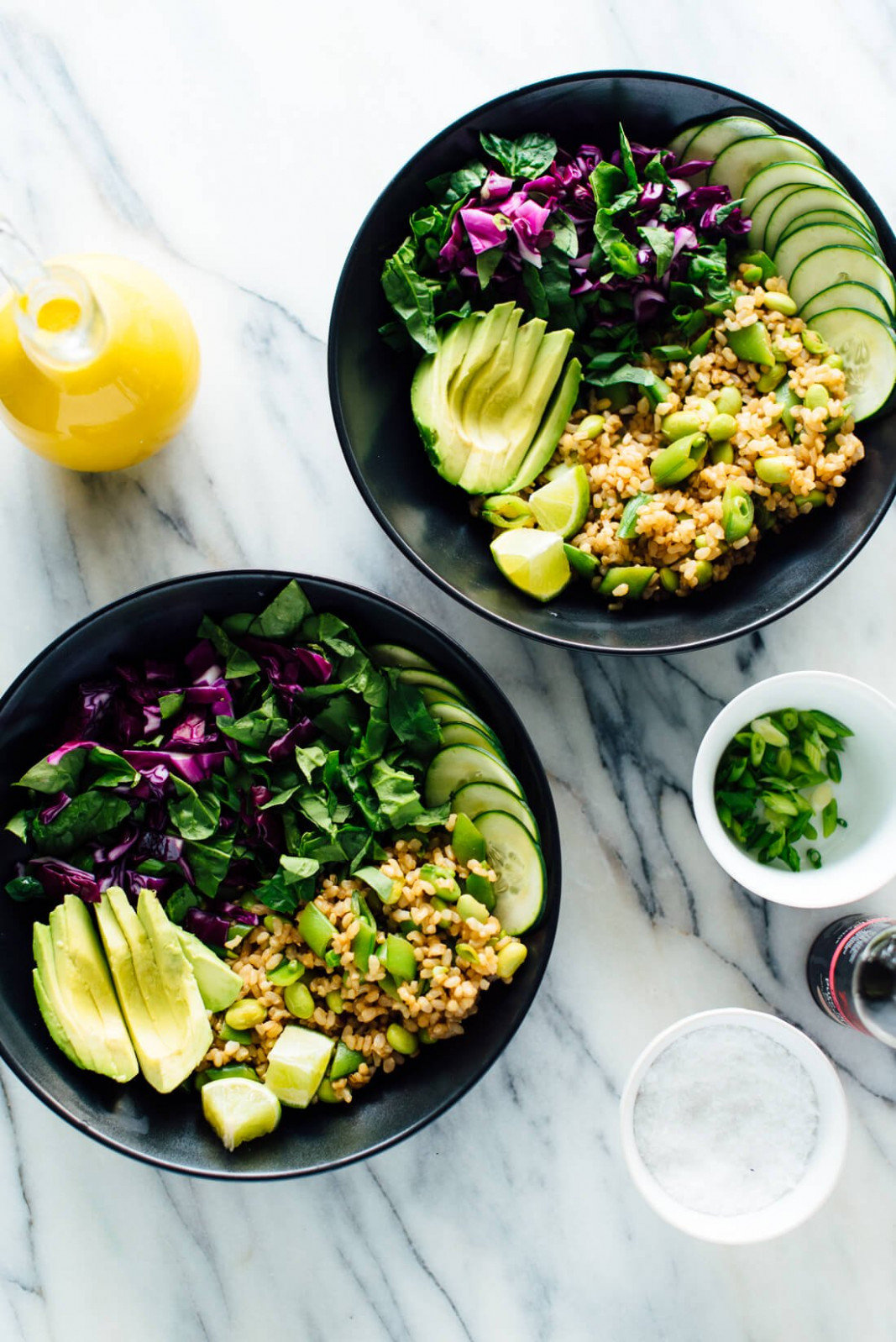 Build-Your-Own Buddha Bowl - Cookie and Kate - recipes bowl food