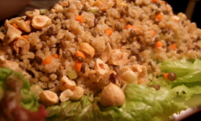 Bulgar And Lentil Salad – Healthy Recipes For One
