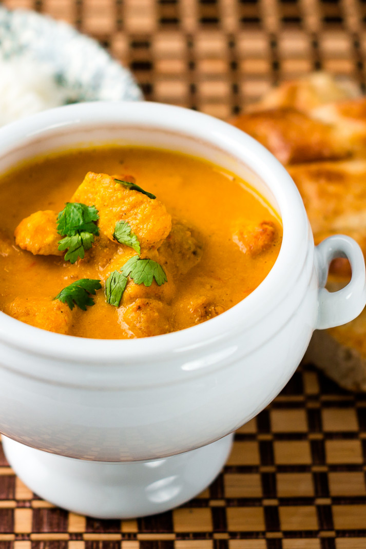 Butter Chicken Recipe - ChichiLicious